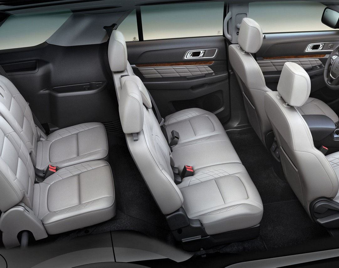 Ford Explorer 7 Seats