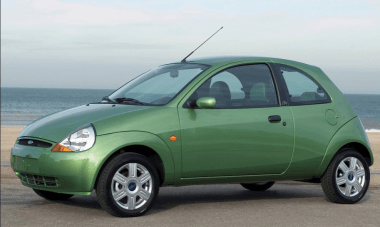 Ford KA | NEO Car Rental Curacao