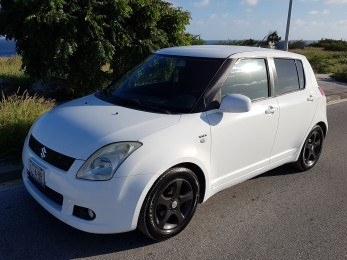 Suzuki Swift | NEO Car Rental Curacao