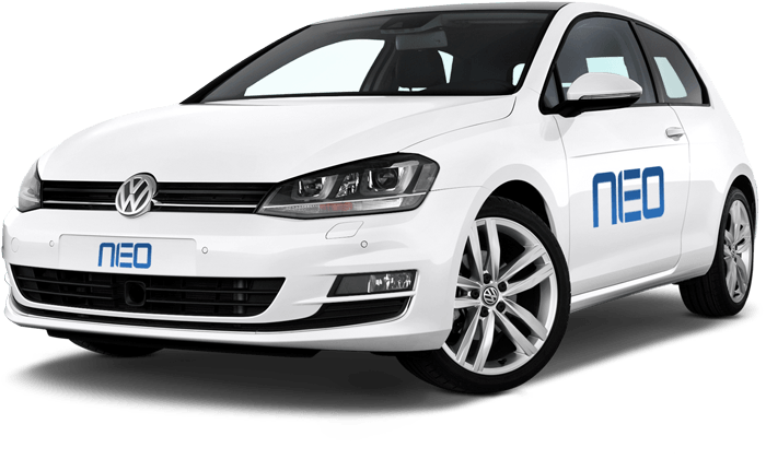 Volkswagen Golf rental | NEO Car Rental Curacao